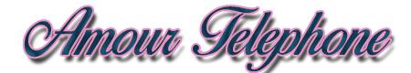 AMOUR AU TELEPHONE : tout ce qu'il faut savoir sur le Tel Rose